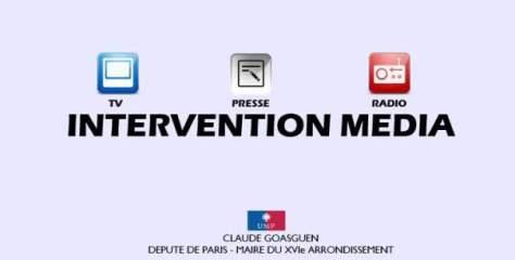 Intervention media