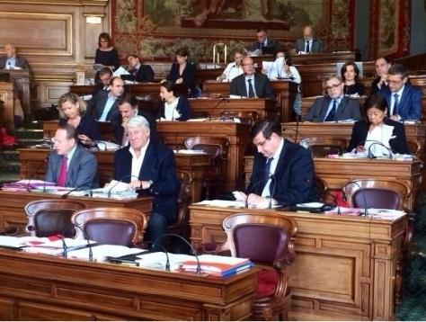 Echos du Conseil de Paris