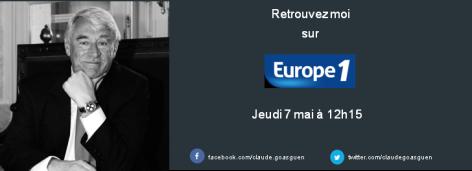 europe1 jeudi 7 mai
