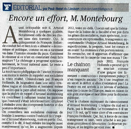 editorial figaro 8 juin