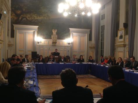 Conseil d'arrondissement novembre 2015