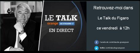 Le Talk Figaro