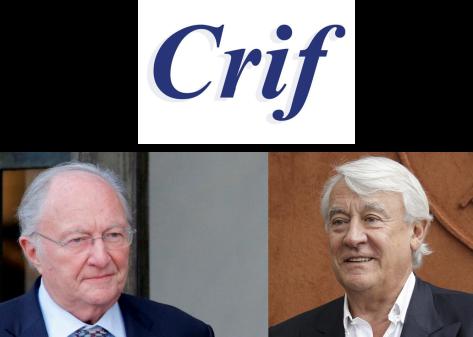 diner du CRIF 2016