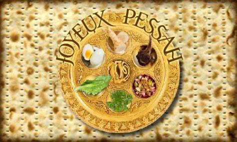 Joyeux Pessah