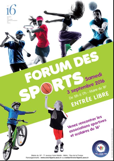 Forum des sports