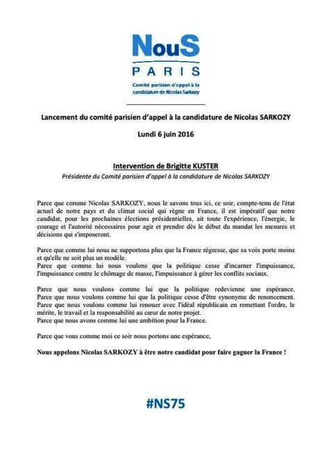 NS PARIS