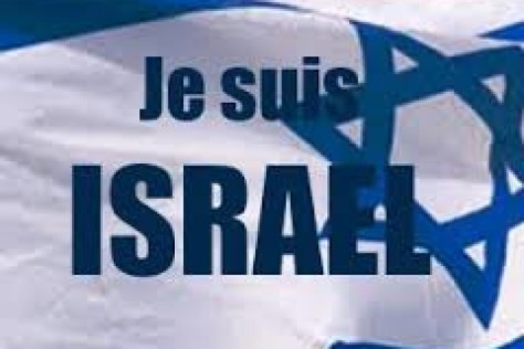 je suis israel